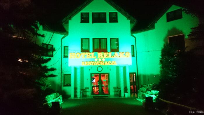Hotel i Restaurancja Relaks