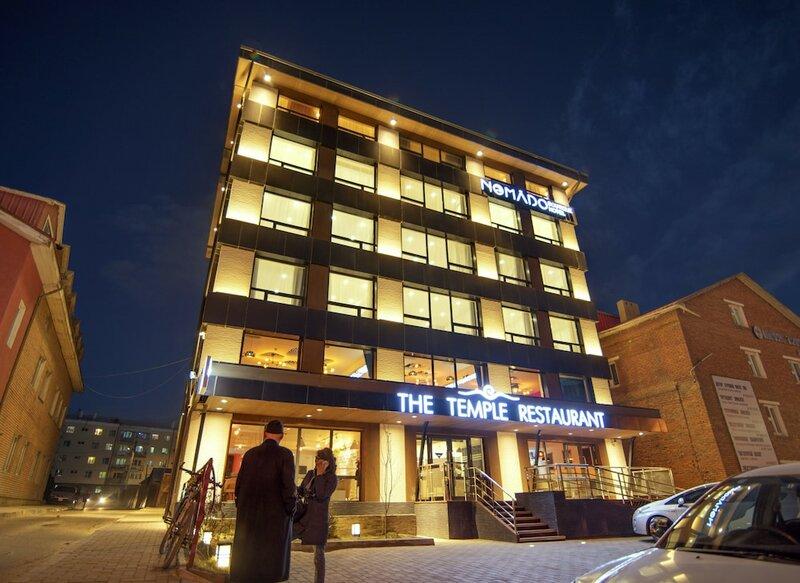 Nomado Boutique Hotel