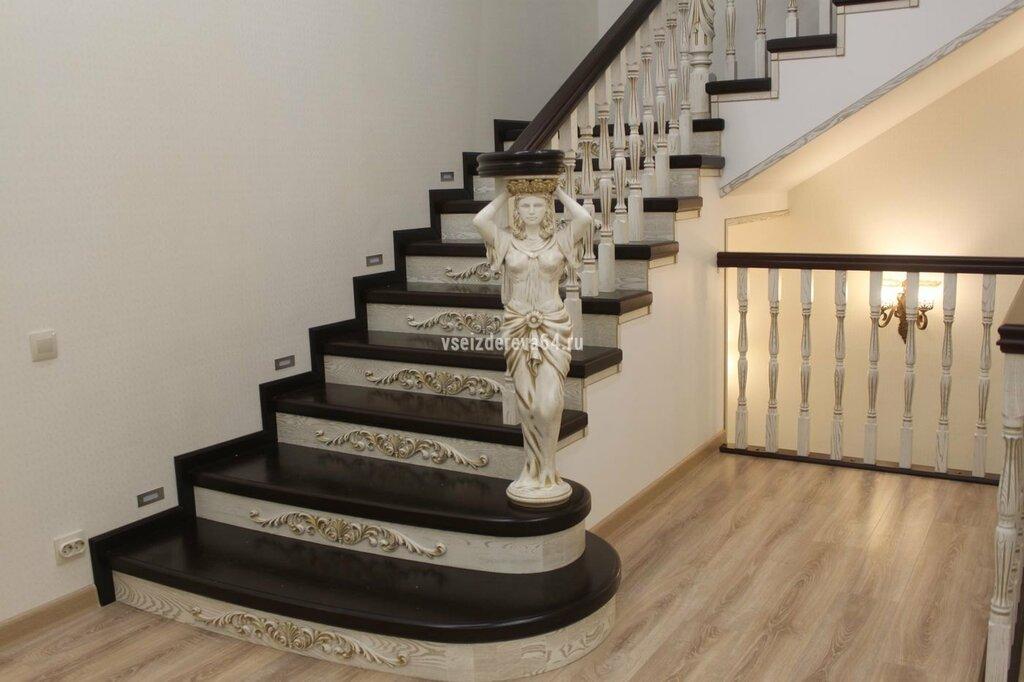 лестницы и лестничные ограждения — Центр лестниц — Энгельс, фото №1