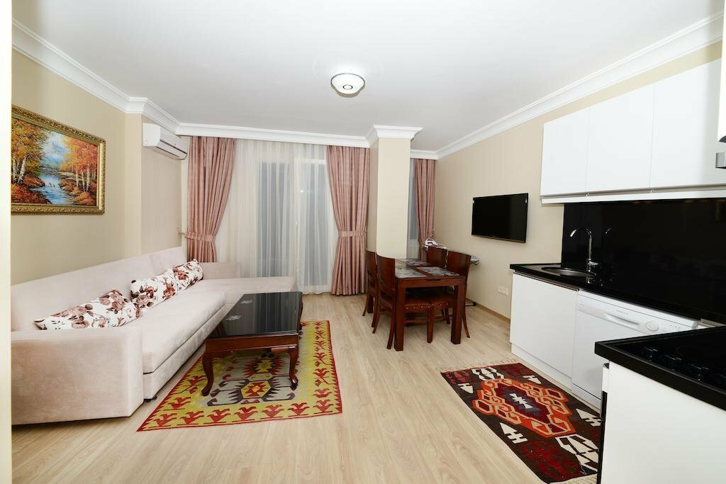 otel — Lemis Suite İstanbul — Fatih, foto №%ccount%