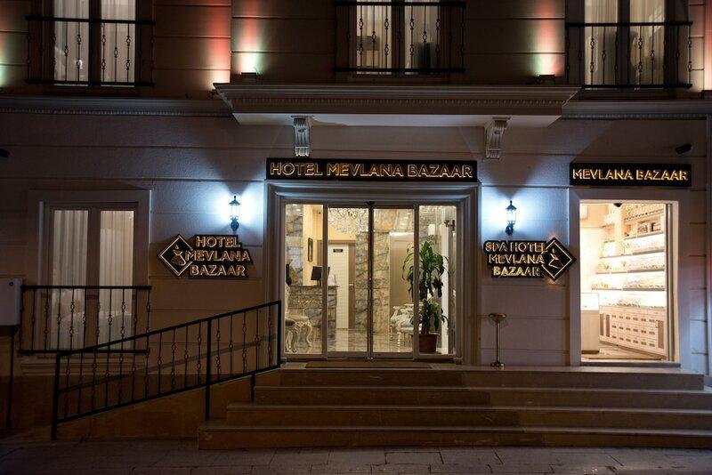 Hotel Mevlana Bazaar