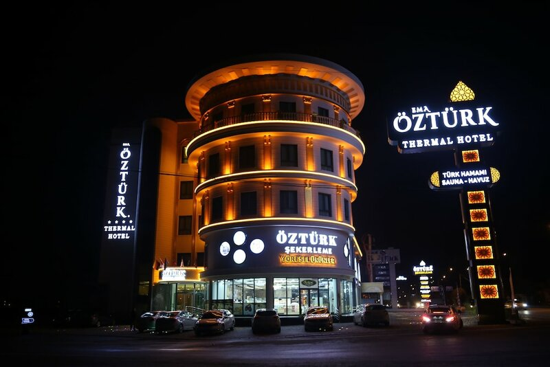 Ema Ozturk Thermal Hotel
