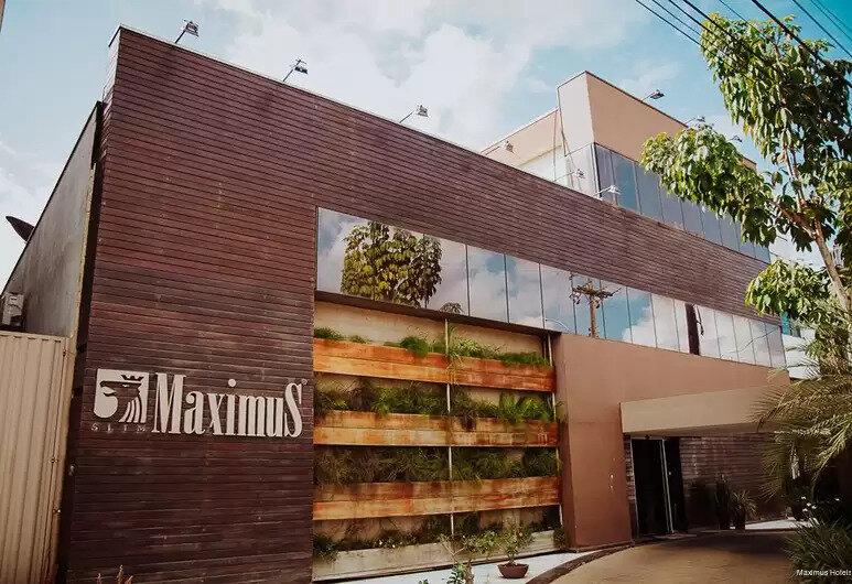 Hotel Maximus Business