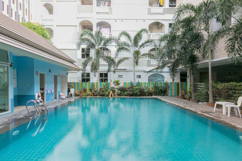 P-Park Residence - Srinakarindra-Suvarnabhumi