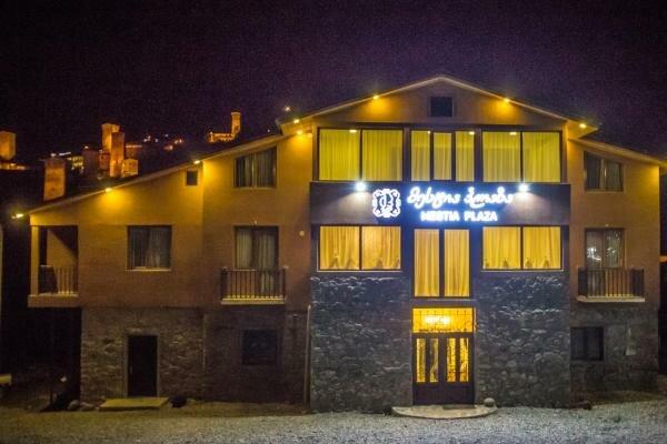 Hotel Mestia Plaza