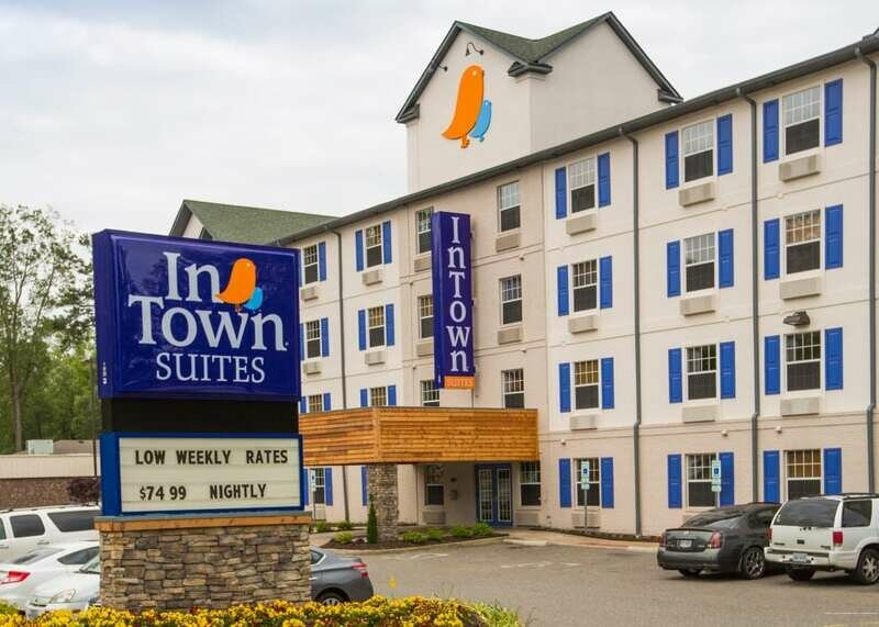 InTown Suites Extended Stay - Atlanta Cumming