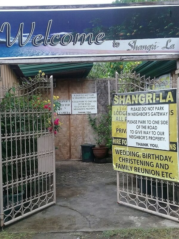 Shangri-La Resto Bar and Functions