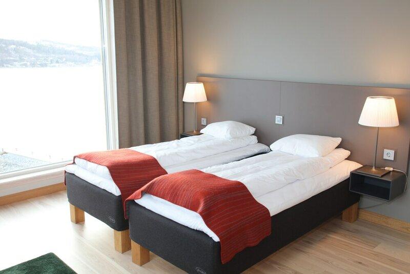 Wood Hotel - Frich's Hotel & Spiseri
