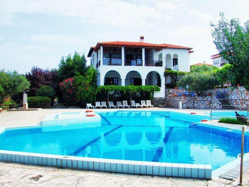 Гостиница Торонеос 2+