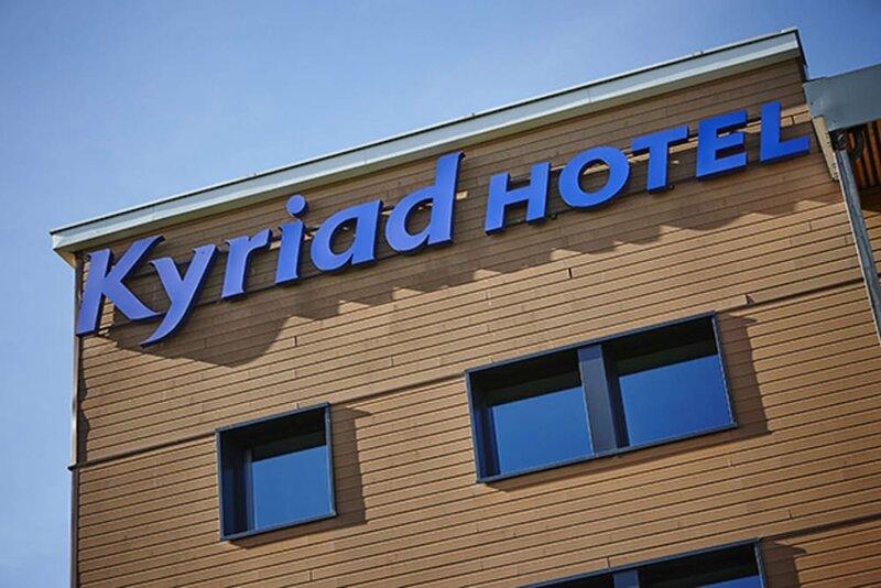 Kyriad Lyon Est - Meyzieu Zi - Aéroport