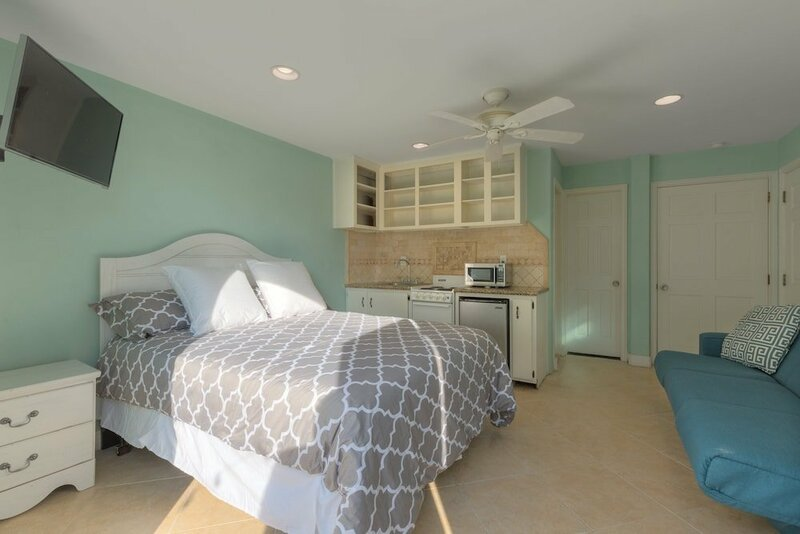 Beachside Studio With Mini Kitchen - Sleeps 4