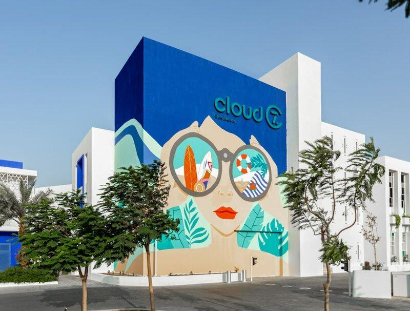 Cloud7 Residence Ayla Aqaba