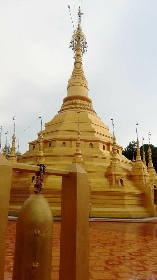 pagoda — Maniyadanar Sandawshin Pagoda — undefined, фото №2