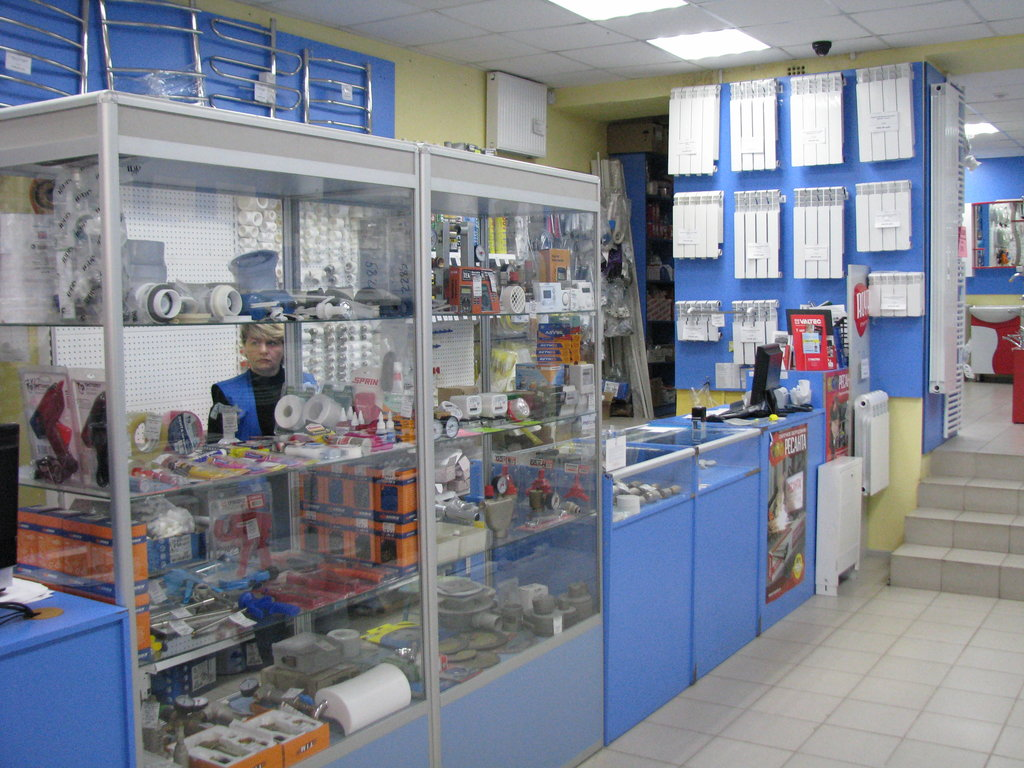 Магазин Сантехники Губкин
