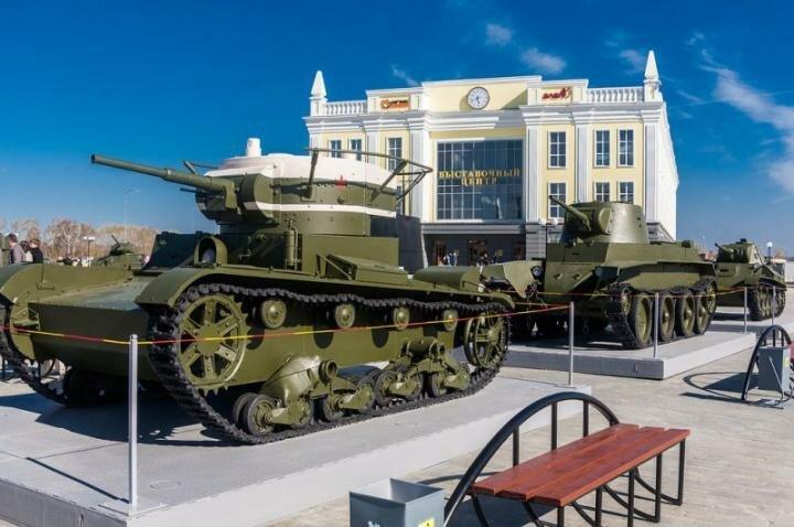музей — Музей военной техники УГМК — Верхняя Пышма, фото №1
