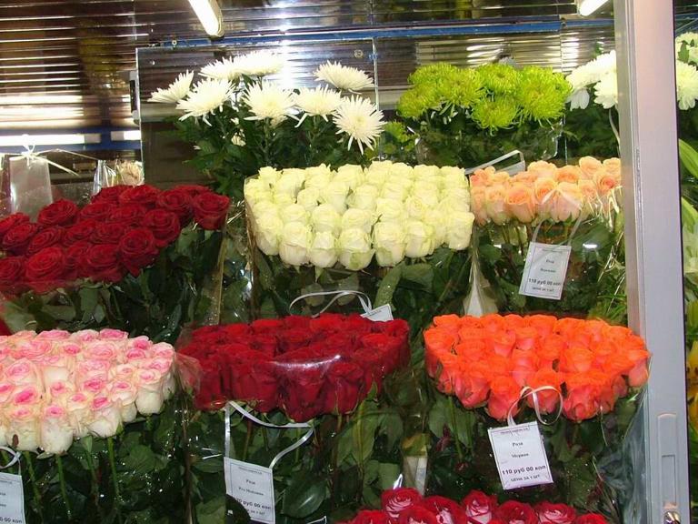 Доставка, цветы низких цен москва