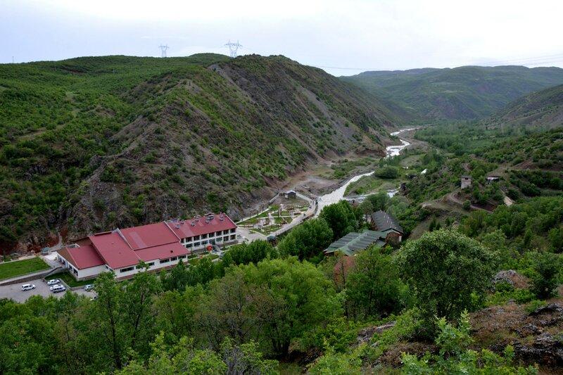 Bingöl Üniversitesi Thermal SPA