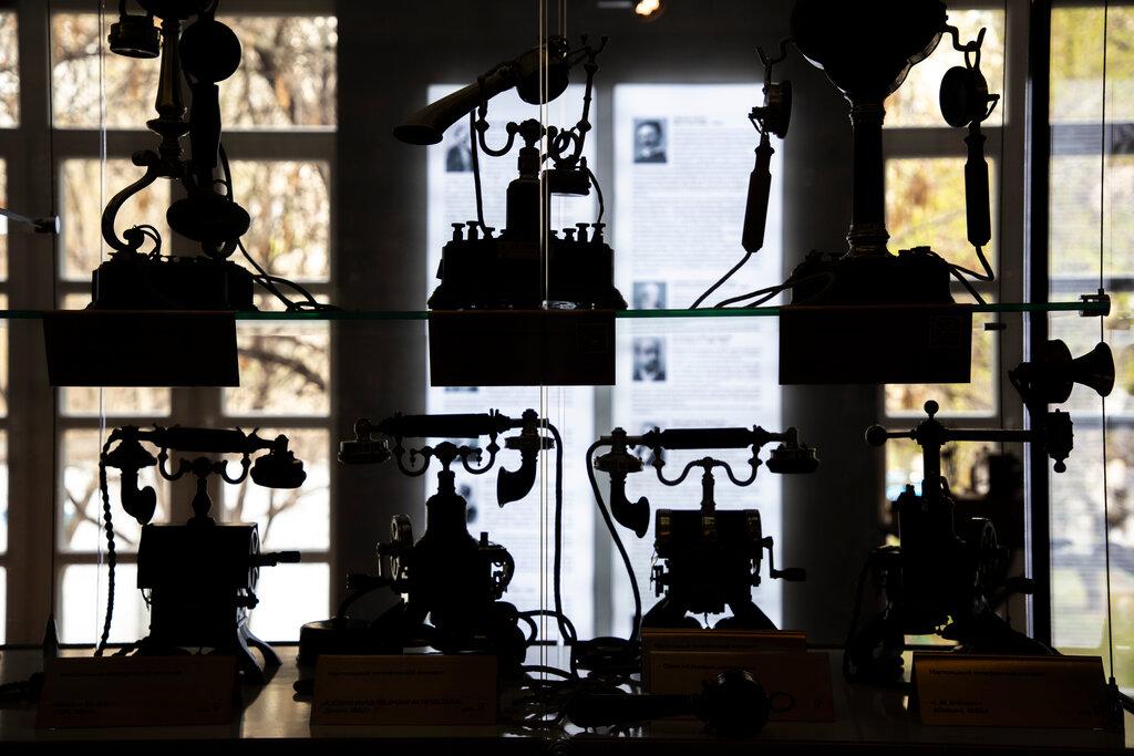 музей — Музей истории телефона — Москва, фото №6