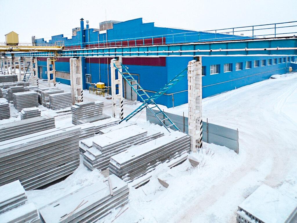 ЖБИ — Бокинский завод строительных конструкций — Тамбовская область, фото №2