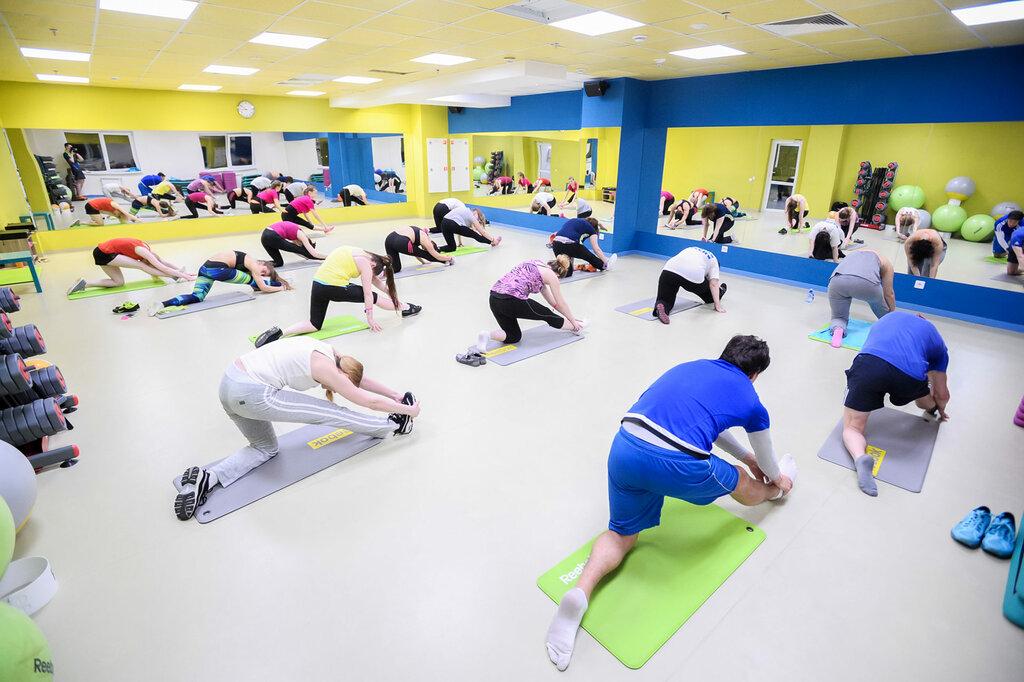 Фитнес клубы для похудения в екатеринбурге