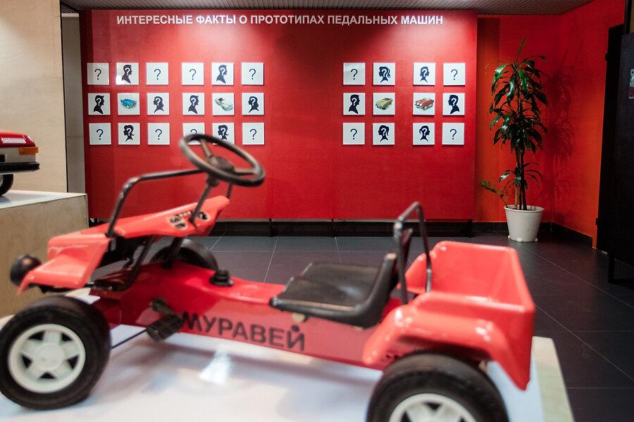 музей — Музей автомобильных историй В. Попова — Москва, фото №10
