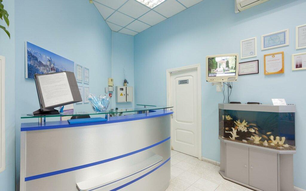 стоматологическая клиника — ВизиоДент — Москва, фото №1