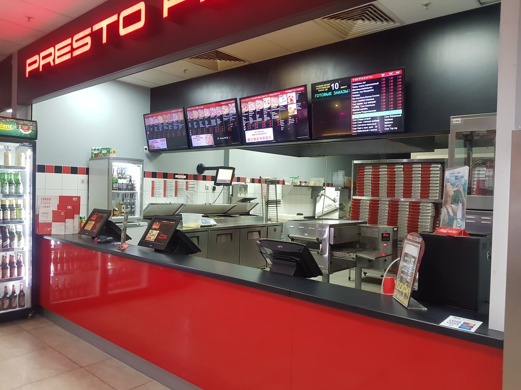 пиццерия — Sazio Pizza — Витебск, фото №2