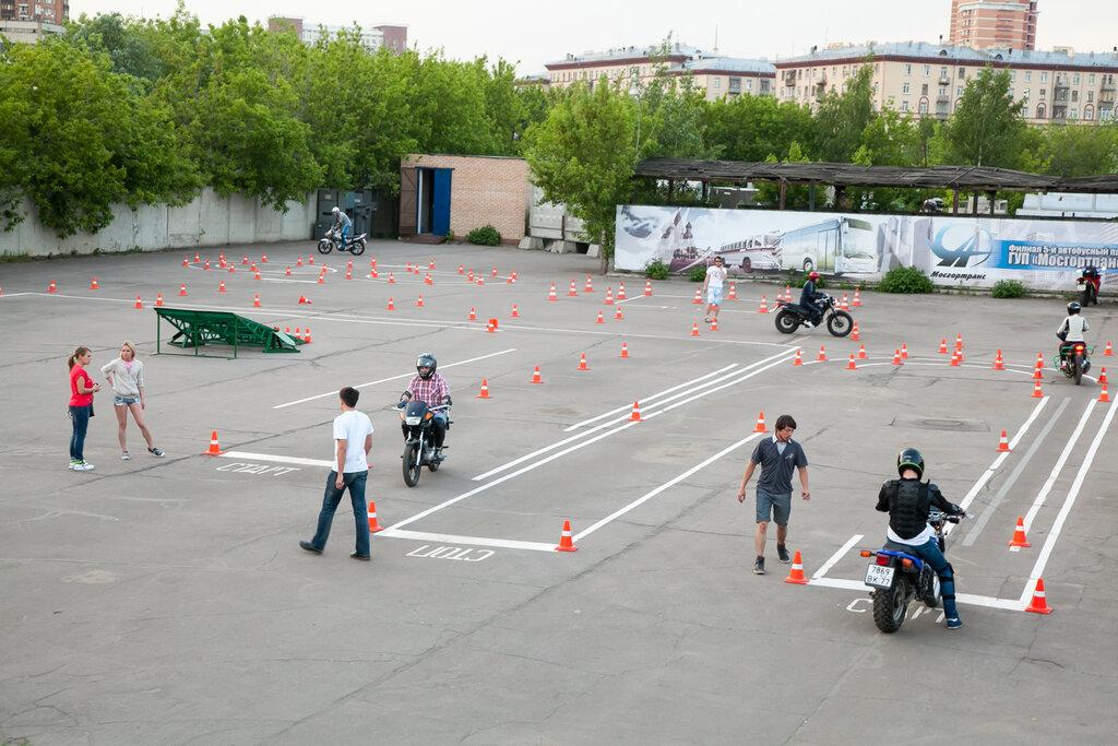 автошкола — Moto-track — Москва, фото №2