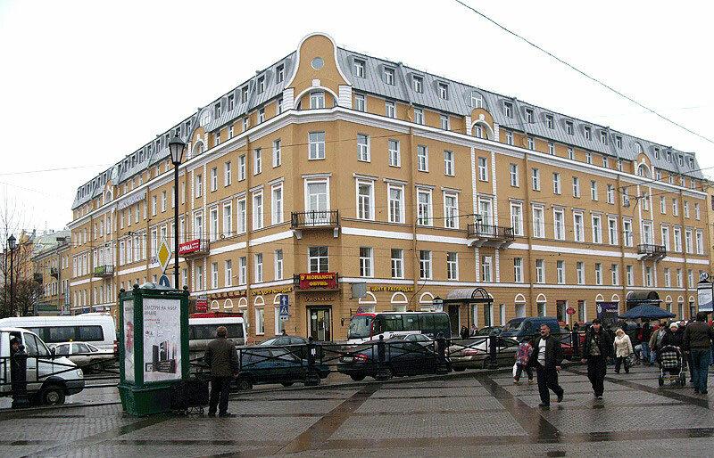 юридические услуги — Общество по защите прав автомобилистов — Санкт-Петербург, фото №1
