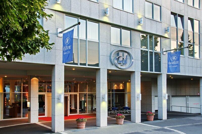 Hilton Mainz City