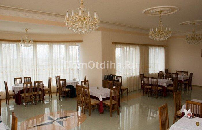 Гостиница Эгинар