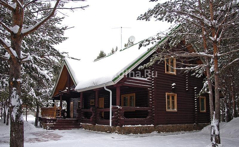 дом отдыха — Голубое озеро — Бердск, фото №1
