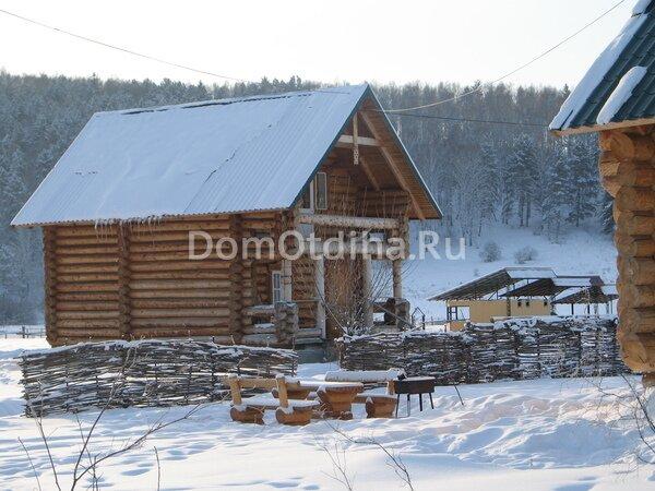 санаторий — Гостиный двор Парма — село Нижнекаянча, фото №7