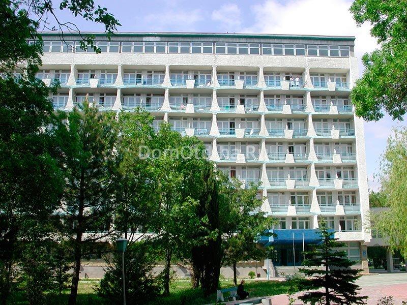 Санаторий Дивноморское филиал Федерального государственного бюджетного учреждения Санаторно-курортный комплекс Анапский Министерства обороны Российской Федерации