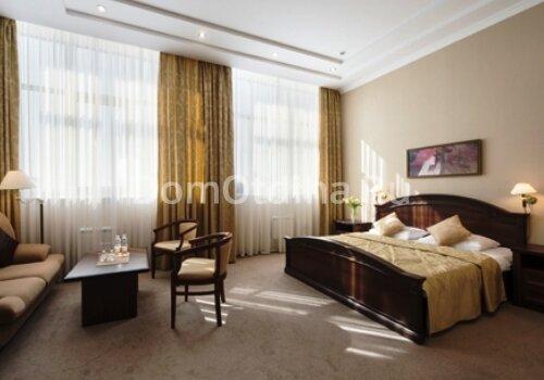 гостиница — Отель Heliopark Residence — Пенза, фото №6