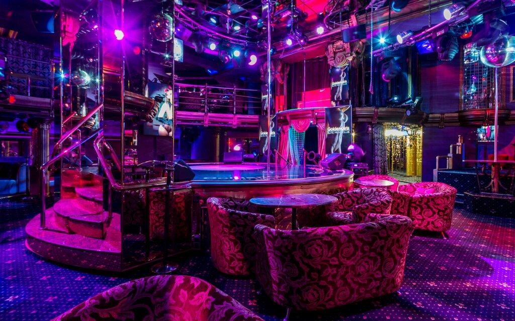 Tenshi strip club opens