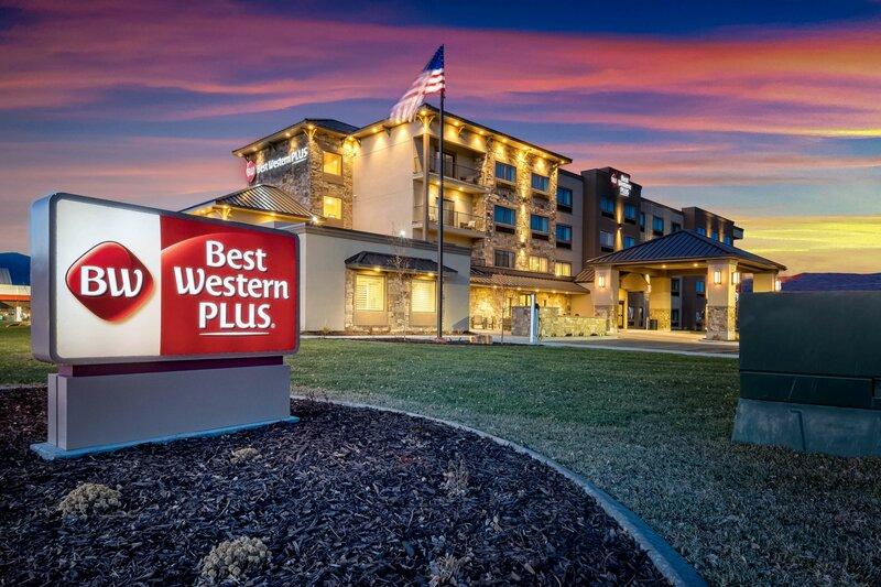 Best Western Plus Heber Valley Hotel