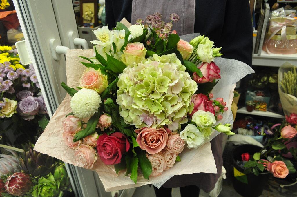 Доставка букетов москва флер классик, магазин цветов наро