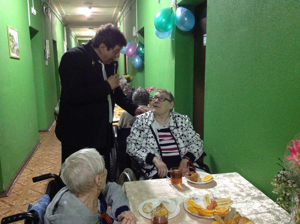 дом инвалидов и престарелых — Ангел хранитель — Санкт-Петербург, фото №3
