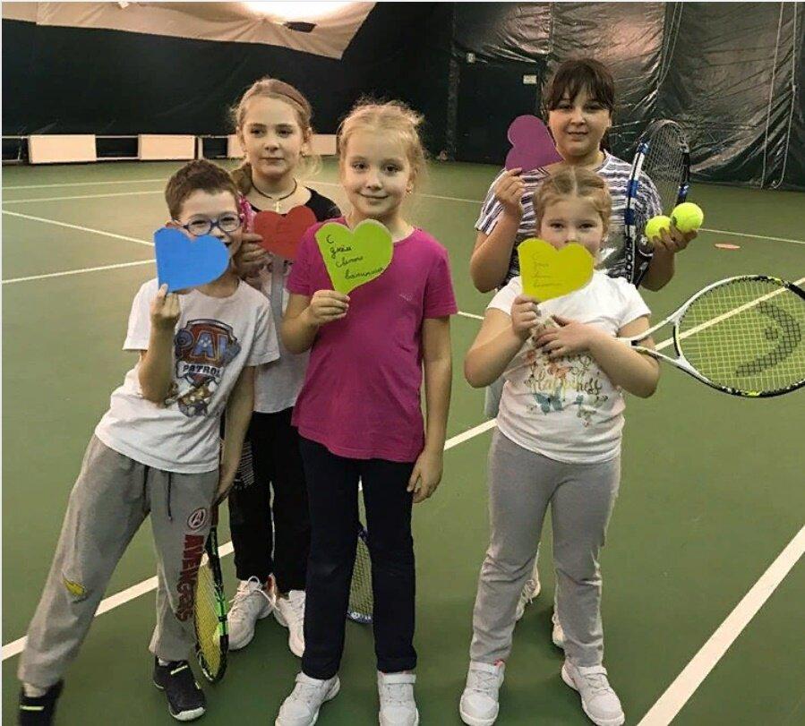 теннисный клуб — Клуб Лига — Москва, фото №5