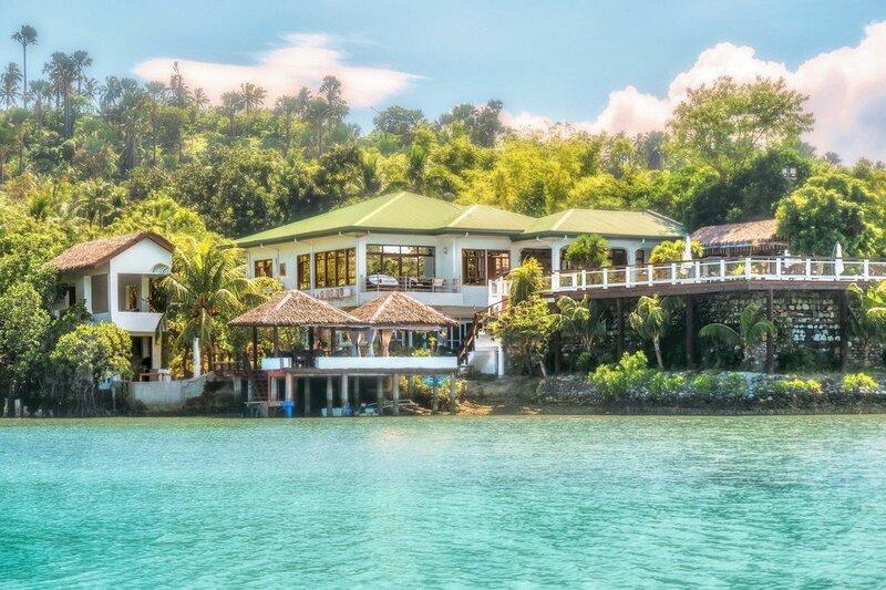 Отель Edgewater Dive & SPA Resort