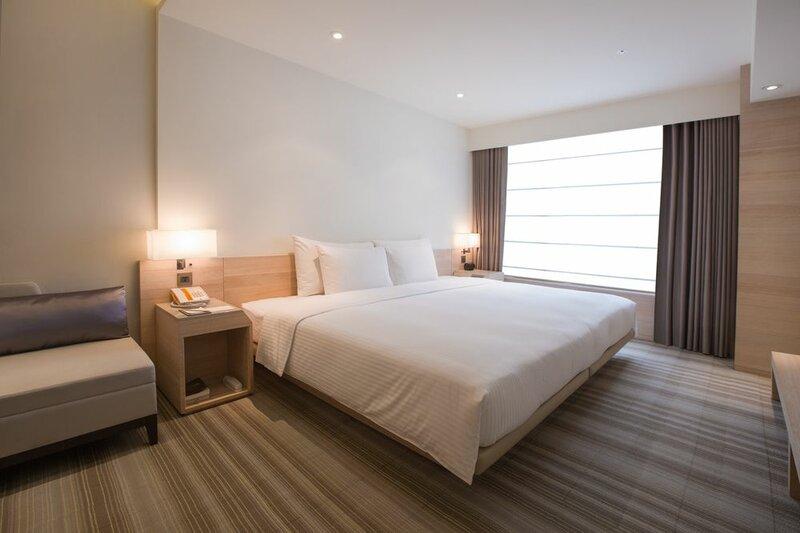 Hotel Cozzi Zhongxiao Taipei