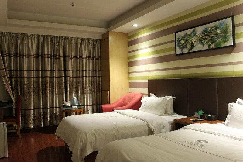 ShanShui Hotel Guangzhou Huangpu