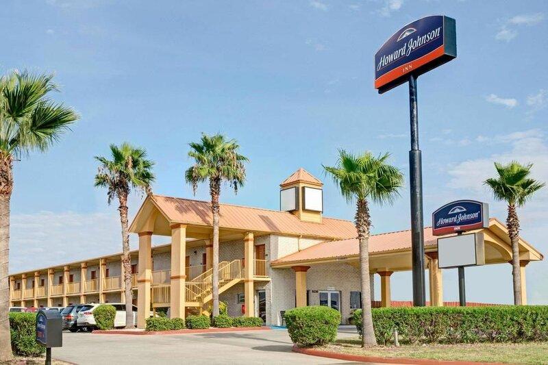 Howard Johnson Express Inn - Galveston Texas