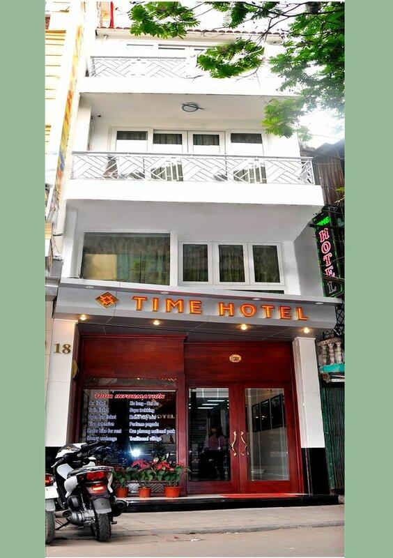 The Time House Hanoi