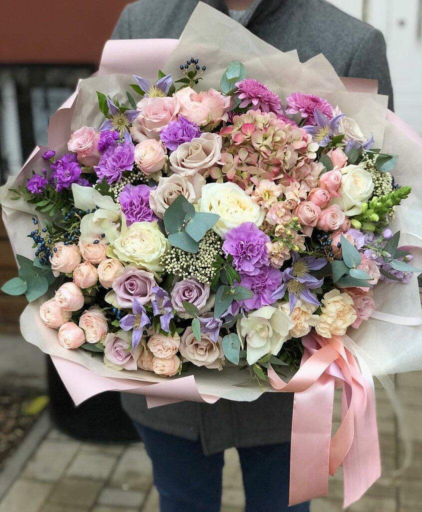 Магазин цветов, доставка цветов в клину