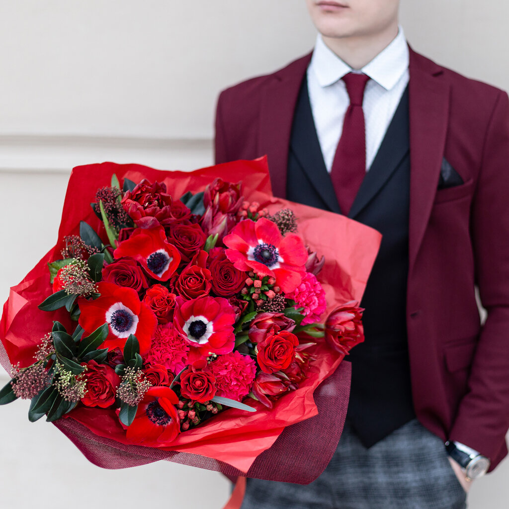 магазин цветов — Virgin's Bloom — Москва, фото №5