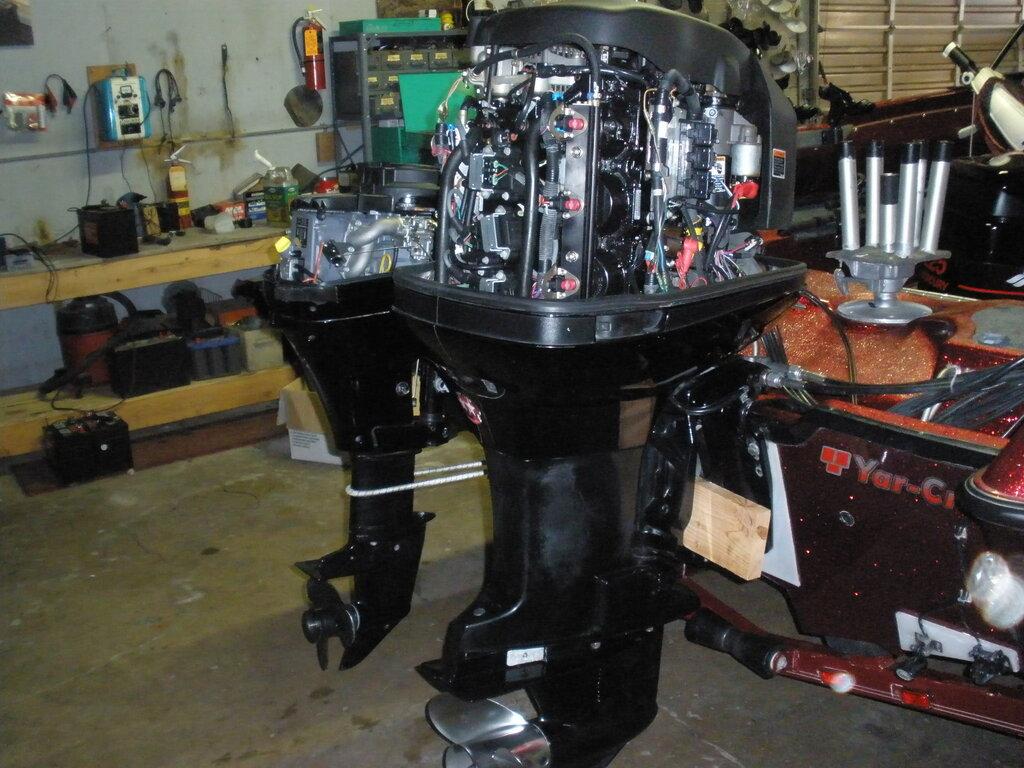 Ремонт лодочных моторов ростов-на дону