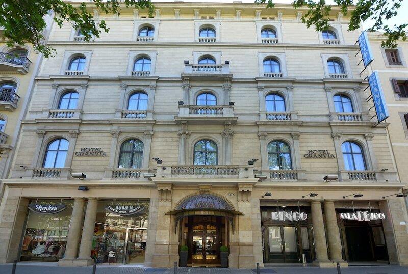 Отель Granvia