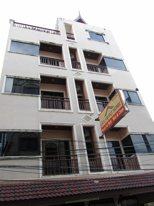 Отель Sea Front Home
